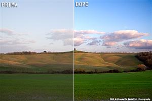 Tutorial su lightroom e photoshop for Semplici paesaggi